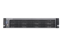 NETGEAR ReadyNAS 4312X - Serveur NAS - 12 Baies - 48 To - montage en rack - SATA 6Gb/s / eSATA - HDD 4 To x 12 - RAID 0, 1, 5, 6, 10, JBOD - Gigabit Ethernet / 10 Gigabit Ethernet - iSCSI - 2U RR4312X4-10000S